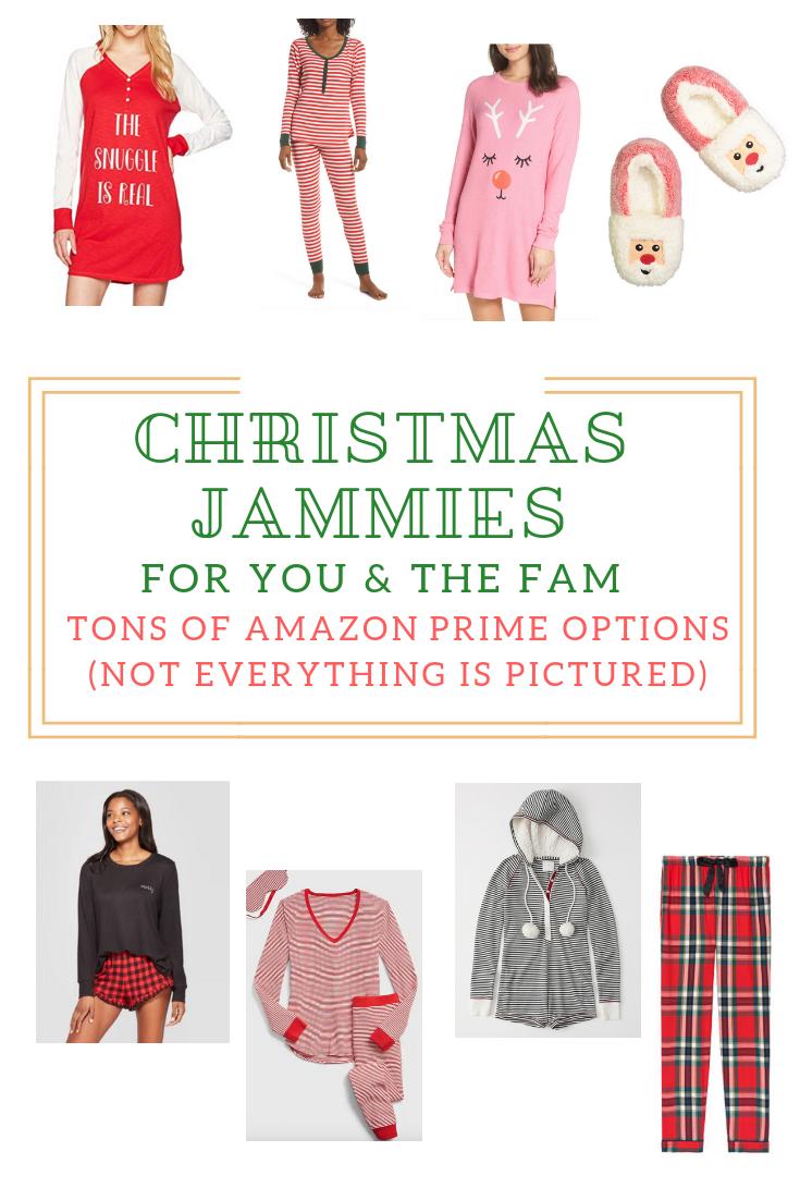 Christmasjammies